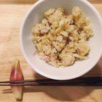 みょうがのアロマで夏バテ防止☆シャキッと健康お米レシピ